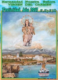 Nerja Virgin del Carmen 2017 1