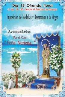 Nerja Virgin del Carmen 2017 4