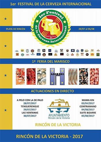 Rincon Feria Cerveza 2017