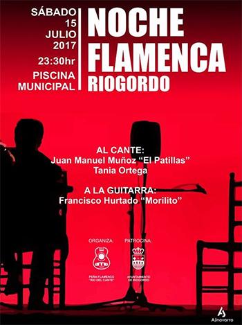Riogordo Noche Flamenco