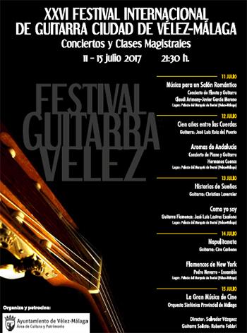 Velez Festival Guitarra