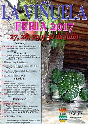 Vinuela Feria 2017