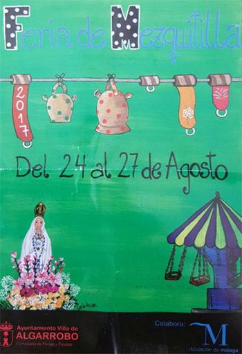 Mezquitilla Feria 2017