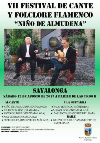 Sayalonga Festival de Cante