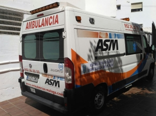 Ambulancia Playas