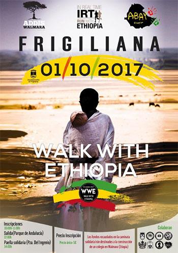 Frigiliana Ethiopia Walk 2017