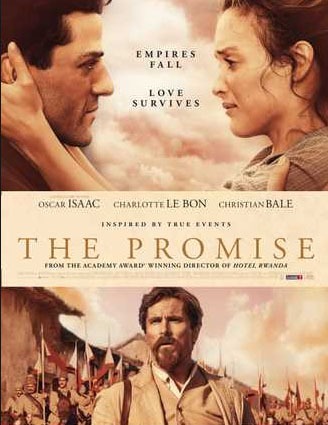 Nerja Film The Promise