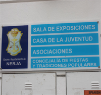 Nerja Sala Municipal de Expociones 3