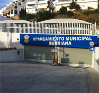 Parkeergarage Burriana1