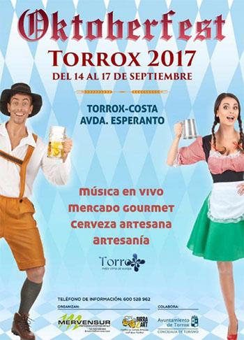 Torrox Oktoberfest 2017