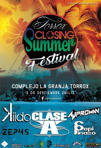 Torrox Summer Closing Festival