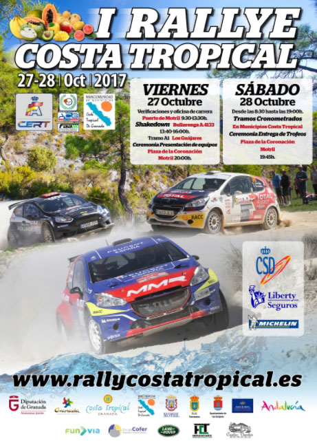 Motril Rally Tropical