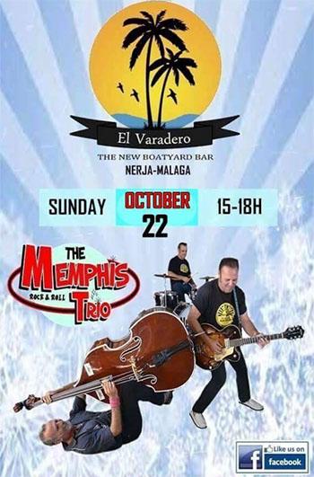 Nerja Varadero Mepmphis Trio 201710