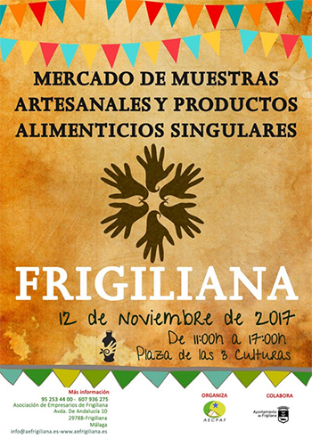Frigiliana Ambachtsmarkt 201711
