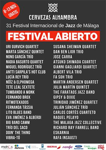Malaga Jazzfestival 2017