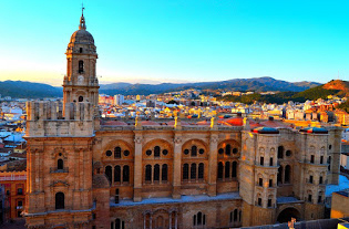 Malaga wandeltour