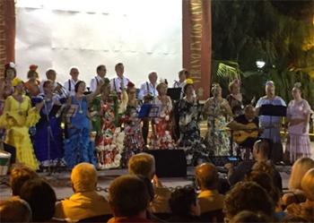 Nerja CCN Encuentro de Coros 2017