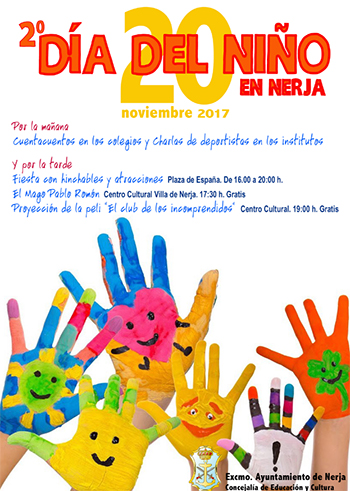Nerja Dia del Nino 2017