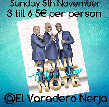 Nerja Varadero Soul Note 201711
