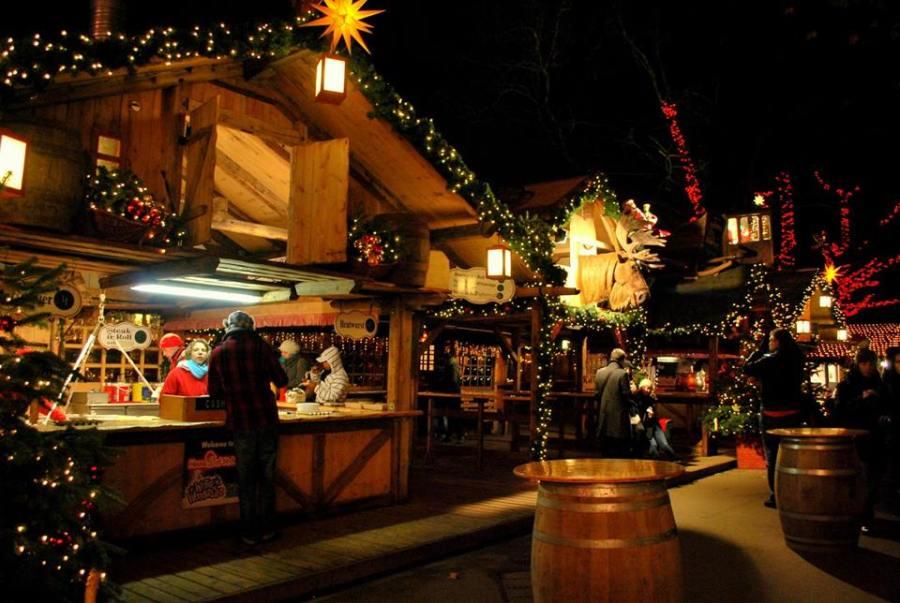Torrox Costa kerstmarkt