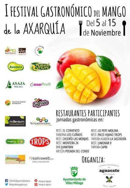 Velez Gastronomico Mango
