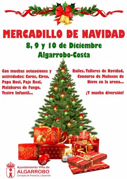 Algarrobo Kerstmarkt 2017