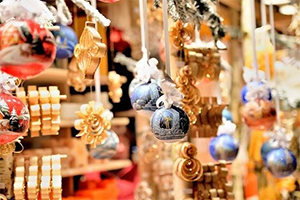Comares kerstmarkt