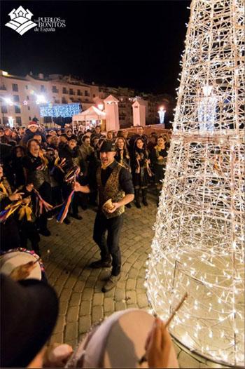 Frigiliana Nieuwjaarsfeest