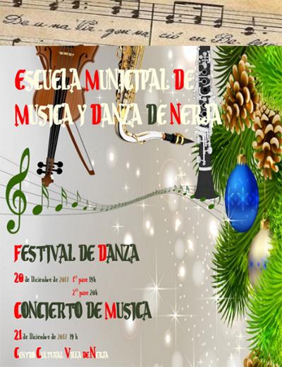 Nerja CCN Kerstgala DanzayMusica2017
