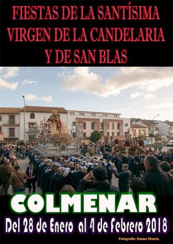 Colmenar Fiesta San Blas 2018