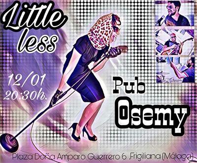 Frigiliana Osemy LittleLess 20180110