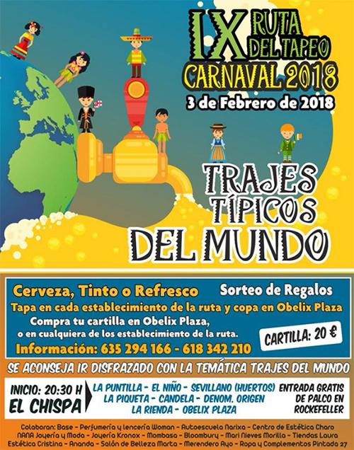 Nerja Carnaval Tapasroute