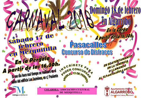 Algarrobo Carnaval