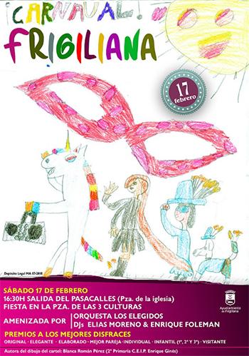 Frigiliana Carnaval 2018