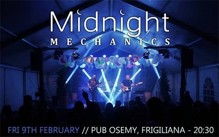 Frigiliana Midnight Mechanics