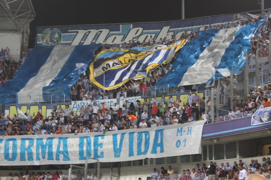 Malaga Fans 20130925