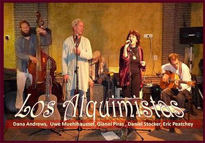 Nerja Alquimistas Concert