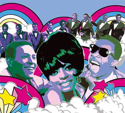 Nerja Blanco y Negra Motown