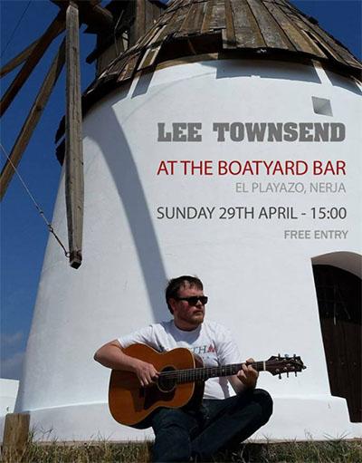 Nerja Boatyard Townsend 201803