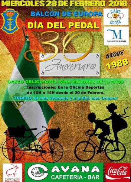 Nerja Dia del Pedal