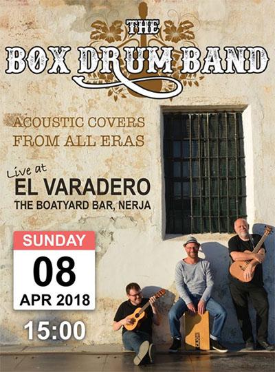 Nerja Varadero Box Drum Band