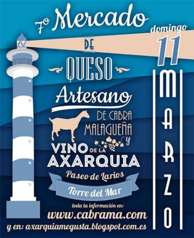Torre del Mar kaasmarkt 201804