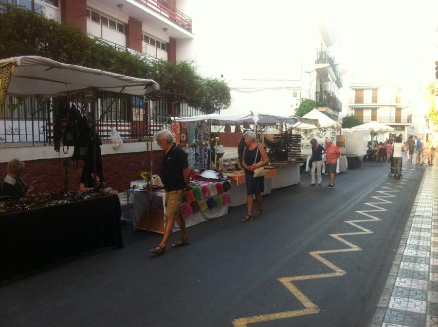 Diputacion Markt