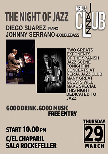 Nerja Jazz Club 20180329