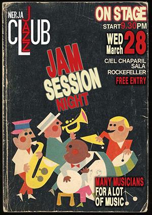 Nerja Jazz Club Jam