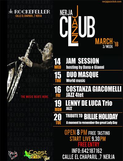 Nerja Jazzclub 20180313