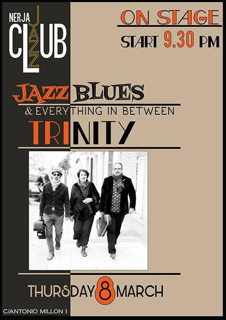Nerja JazzClub Trinity