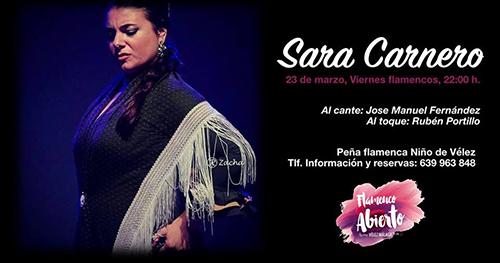 Velez Flamenco Carnero