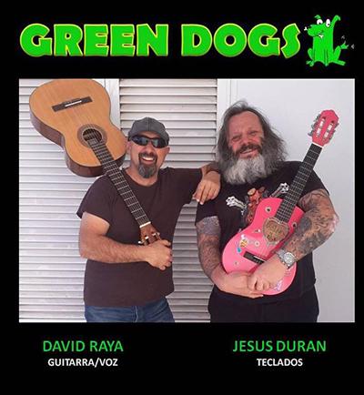 Frigiliana Osemy Green Dogs