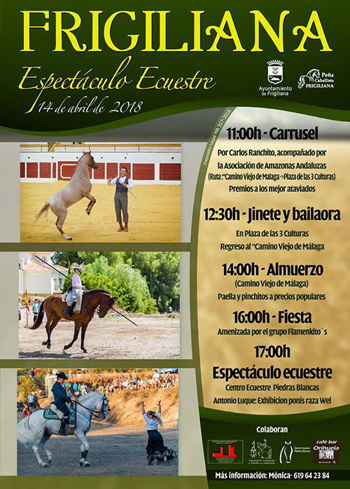 Frigiliana Paardenevenement2018